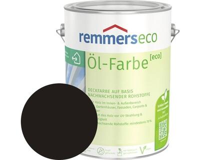Remmers eco Oliemaling RAL 7656 Tobaksbrun