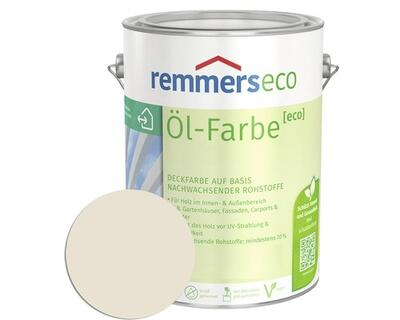 Remmers eco Oliemaling RAL 7660 Cremehvid